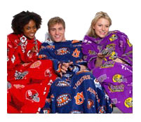 Collegiate Snuggie