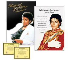 Michael Jackson Tribute Set