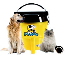 Pet Vac Grooming System
