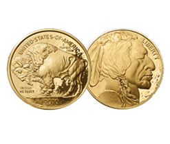 $50 Gold Buffalo Coin