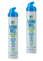 Living Well Pain Relief Spray
