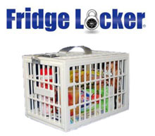 Fridge Locker
