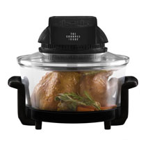 Sharper Image Super Wave Oven