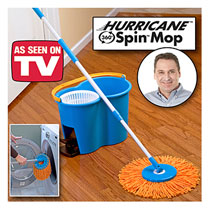 Hurricane Spin Mop As Seen On Tv Promotions